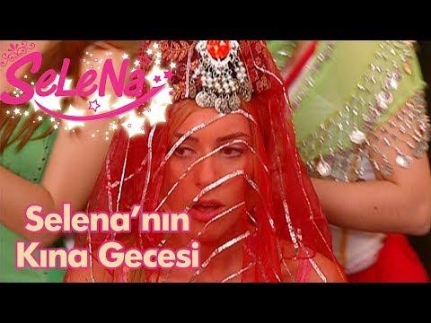 Selena'ya kına gecesi