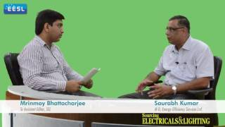 Saurabh Kumar, MD - Energy Efficiency Services Limited