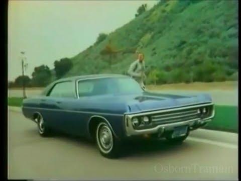 1971 dodge polara commercial featuring Allan Melvin & Rick Hurst - YouTube