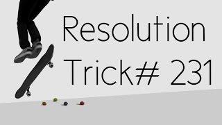 Trick 231: Kickflip 360 Sex Change