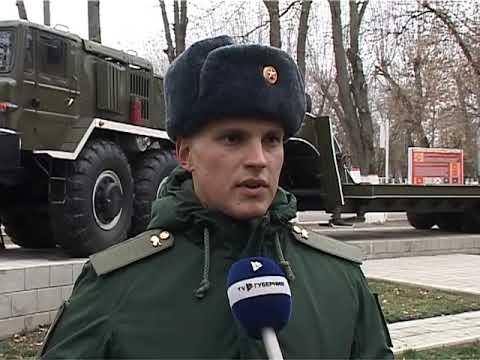 Выпуск курсантов части №20155