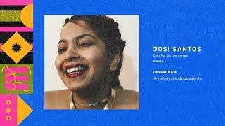 Josi Santos - Gosto de poemas