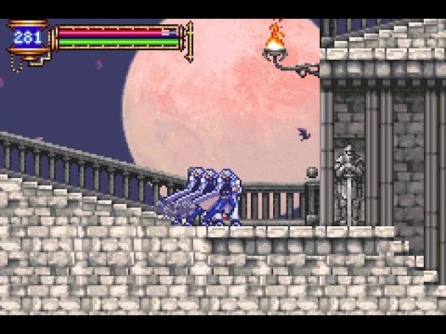 Jouez à Castlevania - Aria of Sorrow sur Gameboy Advance grâce à nos bartops et consoles retrogaming