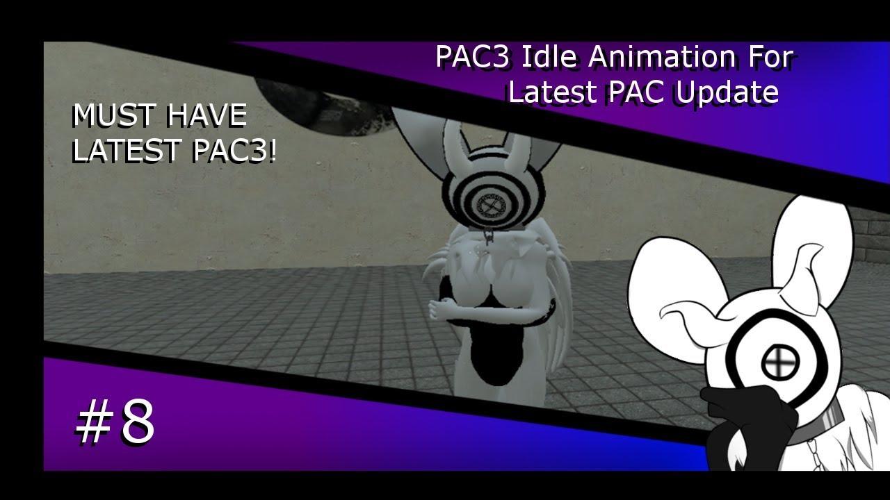 Steam Community :: Video :: [PAC3 GMOD] Idle Custom Animation For