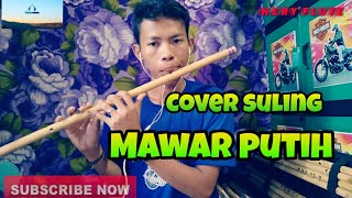 Mawar putih cover suling by hery flute