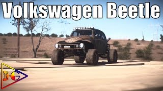 Need for Speed Payback - Volkswagen Bettle - Part Locations