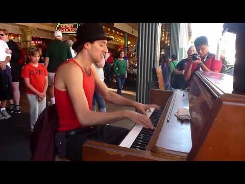 Jeffrey Circus-Improvisation