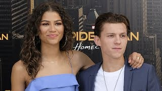 Zendaya Clears Up Tom Holland Dating Rumors & Talks Being Chased By Paparazzi