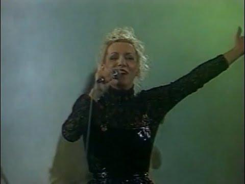 Vesna Zmijanac - Idem Preko Zemlje Srbije - LIVE - (Spens, Novi Sad 1994)