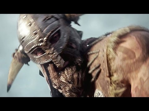 FOR HONOR - Cinematic Story Trailer (E3...