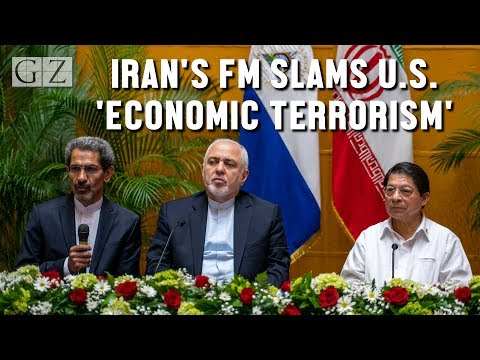 'US economic terrorism will backfire': Iranian foreign minister calls for unity in Nicaragua