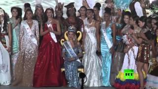 إسبانية رويو ملكة جمال العالم للعام 2015