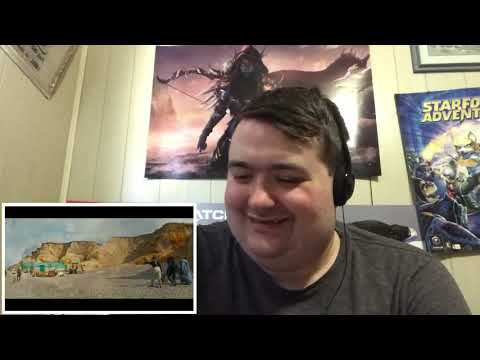The personal history of david copperfield trailer #1 reaction