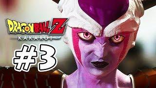 Dragon Ball Z: KAKAROT #3: GẶP ĐẠI ĐẾ FRIEZA - KẺ HỦY DIỆT HÀNH TINH SAIYAN !!!