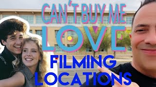 Can't Buy Me Love Filming Locations Then And Now | 1987 Patrick Dempsey Teen Movie Classic