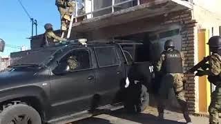 Video de la Policía del Chubut