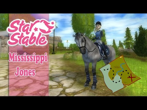 Star Stable Od Zera #12 - Całkowita Mapa Mississippi Jones