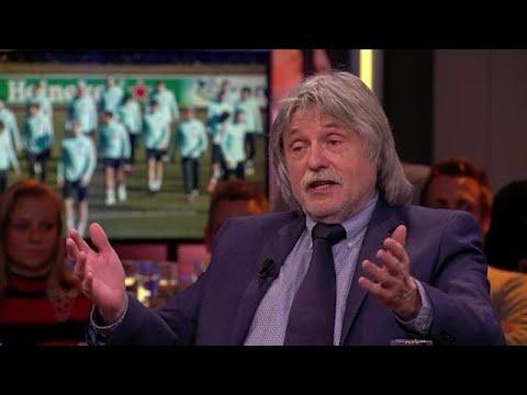 Johan Derksen: ''Het Nederlands elftal is van het volk''
