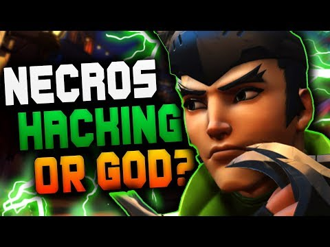 This Genji is FAST - Necros DOMINATING Competitive! [ OVERWATCH SEASON 13 TOP 500 ] thumbnail
