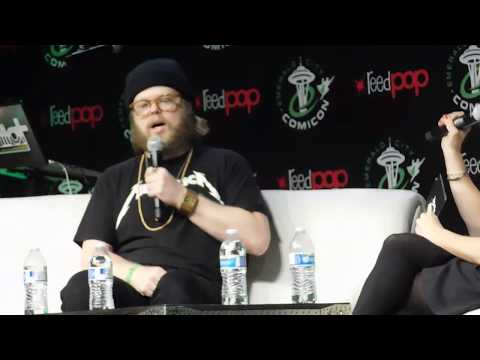 Elden Henson needs help with his lines for Foggy in Daredevil