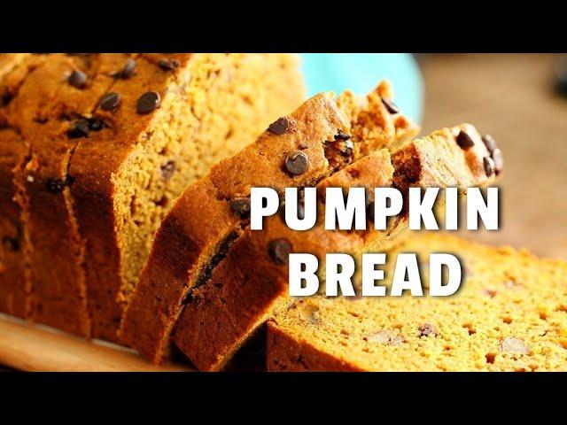 VEGAN PUMPKIN BREAD | Vegan Richa Recipes by Richa Hingle