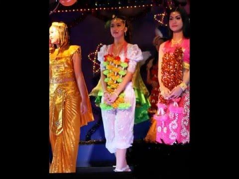 Pretty Models karaoke show in Phuket Town