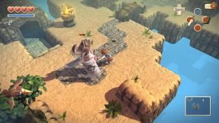 Oceanhorn: Monster of Uncharted Seas Trailer