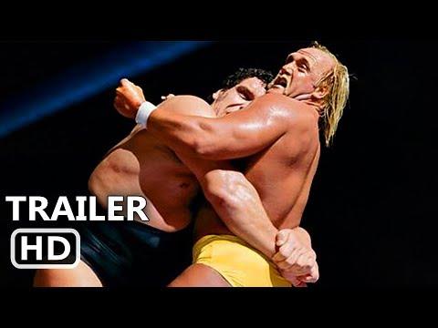ANDRE THE GIANT Official Trailer (2018) Hulk Hogan, Wrestling Movie HD