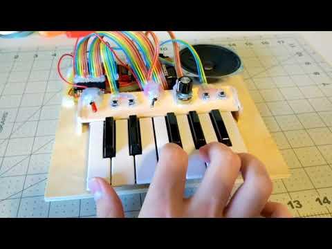Arduino Synth / Tone Generator