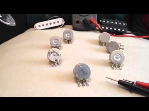 HSS Strats Balancing Single Coils and Humbuckers - YouTube