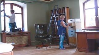 Уборка коттеджей после строительства от компании KOMFORT-CLEAN(http://komfort-clean.ru., 2014-10-07T12:07:43.000Z)