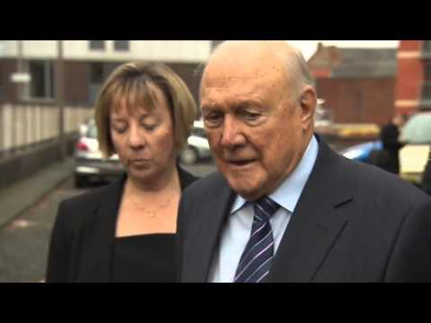 """Stuart Hall: """"last two months have been a living nightmare"""""""