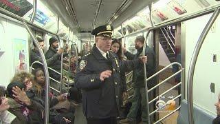 Exclusive: Subway Security