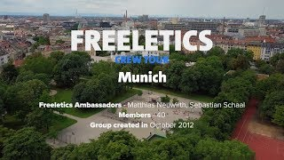 Freeletics Crew Tour 2017 | Munich, Germany