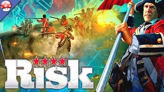 RISK: The Game of Global Domination Gameplay [PC/60FPS/1080p]