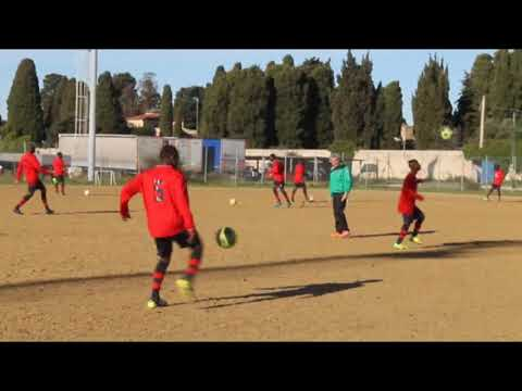 Africa Academy, un calcio all'indifferenza