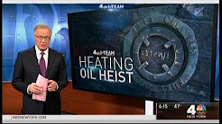 Heating Oil Cheats, Heists, Frauds & Scams