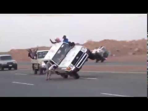 Arab 2 Wheelin