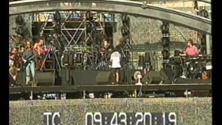 Genesis Soundchecks 1992 Gothenburg Sweden Multi Cam Perfect Video