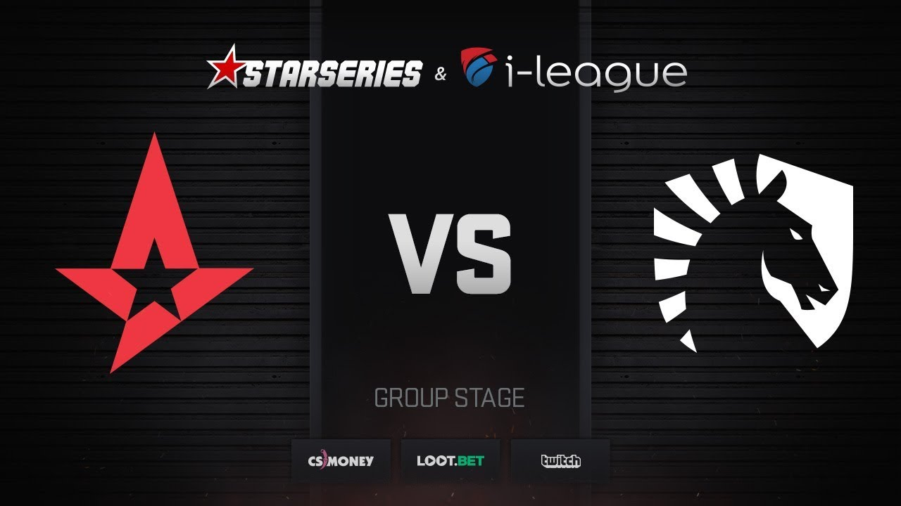 [EN] Astralis vs Team Liquid, map 3 train, StarSeries i-League Season 4 Finals