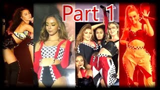 Little Mix - Glorious moments from Glory Days Tour |Part 1|