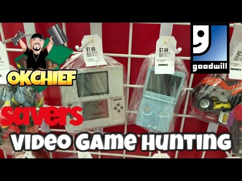 Okchief Video Game Hunting EP. 253 My Saver, Goodwill & Loca