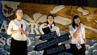 More Than wonderful Female Trio