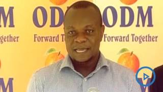 ODM party secretariat gives a brief insight on party nominations in Kisumu, Siaya and Migori