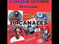 10 CANALES DE YOUTUBE QUE NO SABIAS QUE EXISTEN (VOL 1) Eury NF
