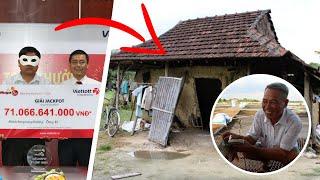 Cuộc Sống Khó Tin Của 4 Người Từng Trúng Vietlott ở Việt Nam