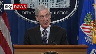 Full Mueller statement: Charging Trump was not an option