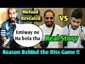 Mufaad Revealed why Emiway and Raftaar Diss Happened | Mufaad Talking about Raftaar | Honey Singh