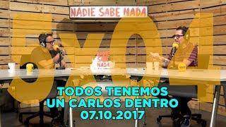 NADIE SABE NADA - (5x04): Todos tenemos un Carlos dentro