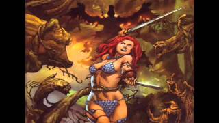 Red Sonja Tribute - The Enemy Warrior